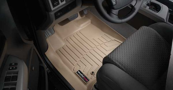 Weathertech Floor Mats For Ford Taurus 2010 To 2015 The