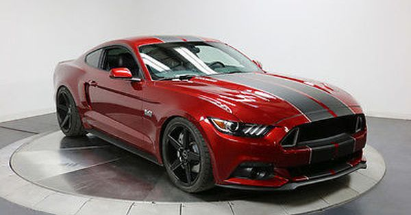 2016 Ford Mustang Gt Street Fighter 2016 Ford Mustang Gt Street Fighter 984 Miles Burgundy 8 Manual Ford Mustang Gt Mustang Gt Ford Mustang