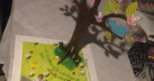 Luxurypimp Geldgeschenk Hochzeit Thema: Baum  Geschenke  Pinterest ...