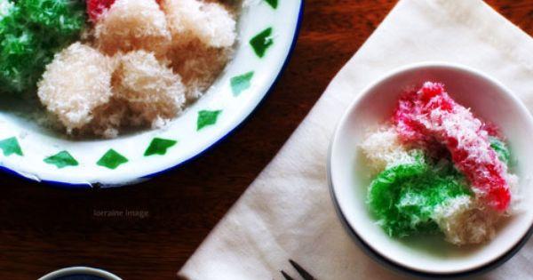 Resep Cara Membuat Kue Cenil Warna Istimewa