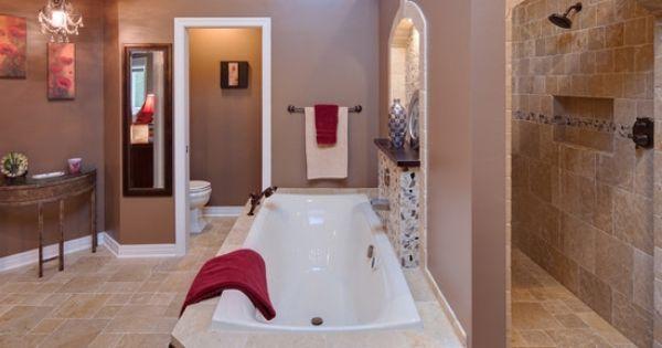 Home Decor Mediterranean Bath Home