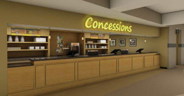 Concession Stand Concession Stand Concession Sala