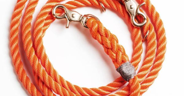 Found My Animal Orange Leash