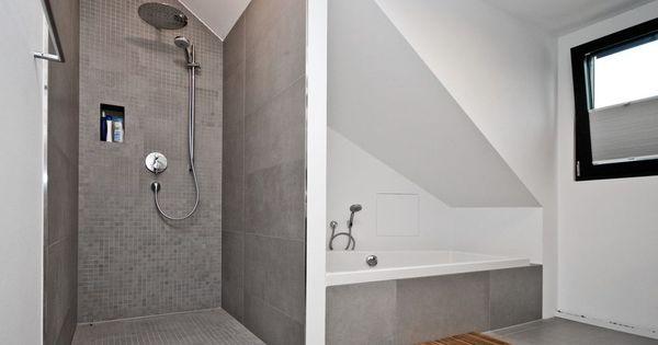 Dusche gemauert modern  Bildergebnis für gemauerte dusche | Haus | Pinterest | Spaziergänge