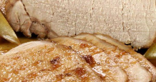 Amazing Pork Tenderloin in the Slow Cooker Recipe | Food & Drink that ...