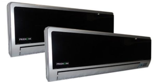 Pridiom Pmd213hdx 21 000 Btu Dual Zone Split Air Conditioner By