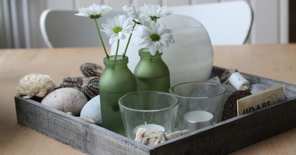 Lente decoratie creatief thuis pinterest decoratie - Decoratie afbeelding ...