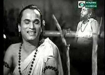 Then Nilavu 1961 All Songs Jukebox: Krishna Mukunda Murare M.K.Thyagaraja Baghavathar. His