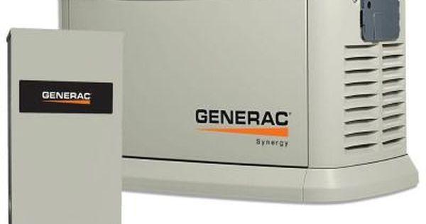 Generac 20 000 Watt Variable Speed Air Cooled Standby Liquid Propane Or Natural Gas Generator 6055 The Home Depot Natural Gas Generator Gas Generator Standby Generators