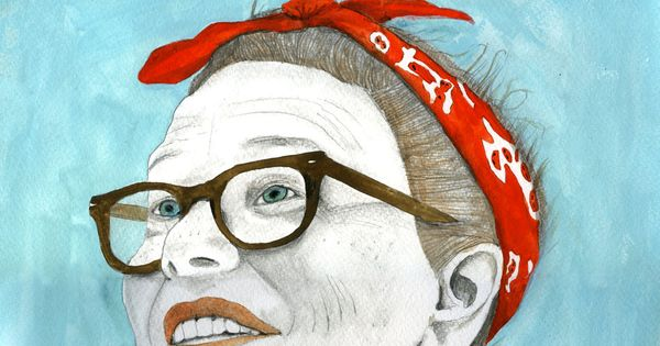 http://thereconstructionists.org/archive American cartoonist and author Lynda Barry (born January 2, 1956) is
