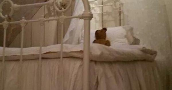 ... brocante bed  Brocante spullen  Pinterest  Beds and Brocante