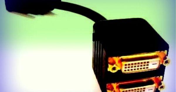 Cheap Dvi Dvi D Splitter Y Cable Dvi Splitters Hdmi