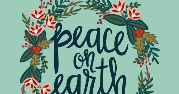 French press bible verse typography and peace on earth on pinterest