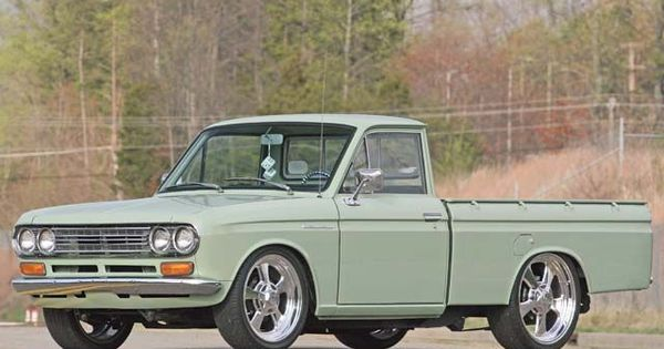 Nissan Of Portland Oregon Datsun 520 Pickup | Cars I knew growing up | Pinterest | Cars
