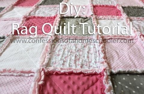 Join me for this super easy and beautiful quilt tutorial. It's a