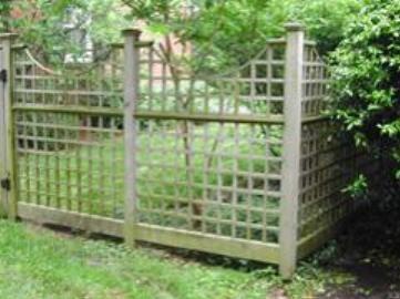 Outdoor Lattice Fence Panels Trellis Fence Trellis Fence