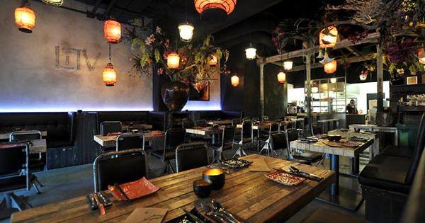 Little v vietnamese restaurant grotekerkplein