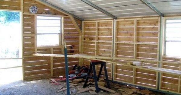 How To Enclose A Carport Into A Garage Google Search Diy