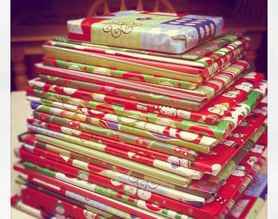 I would only do this with Christmas books I already have, not