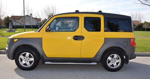 2003 Honda Element Ex Custom Color Well Maintained Great For