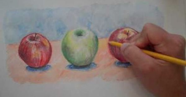 Use Watercolor Pencils Artists Watercolor Pencil Art