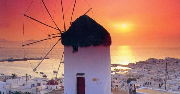 One of my favorite places: Mykonos, Greece