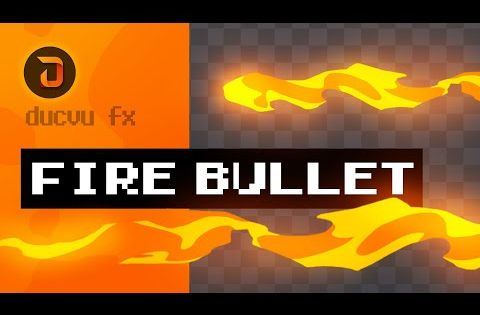 Fire Bullet Effect Game Effect Unity Photoshop After Effect Fire Icons Game Effect Fire