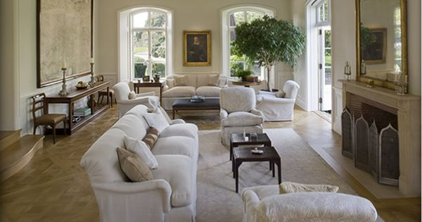 Country French Renovation Photos Eric J Smith Architect Living