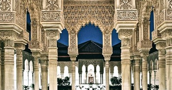 Alhambra {Granada, Spain} travel