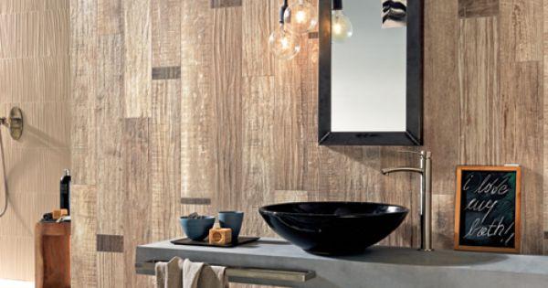 Salle de bain les tendances c ramique trucs et conseils for Decoration interieure contemporaine tendance conseils