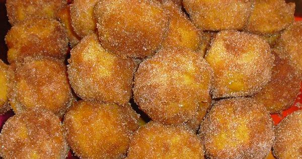 Bolinhos Fritos De Ab 243 Bora Doces Tenta 231 245 Es Pinterest