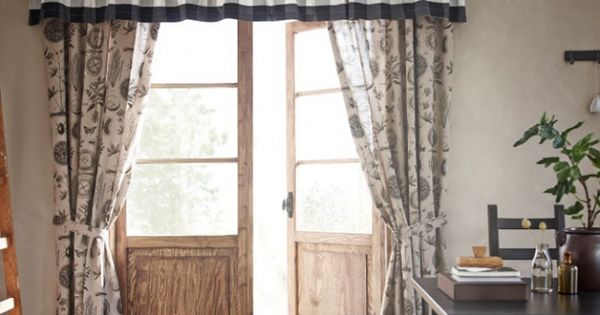 cantonni re rideaux fenetre ikea rideaux voilages curtains pinterest voilages rideau. Black Bedroom Furniture Sets. Home Design Ideas