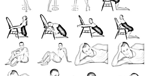 Photography - Pose ideas / chair pose ideas / male female pose
