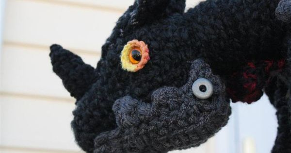 Olaf Amigurumi Free Pattern : Deathwing from World of Warcraft - CROCHET {make for C ...