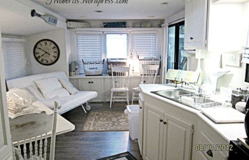 mobile home decorating ideas for kitchens