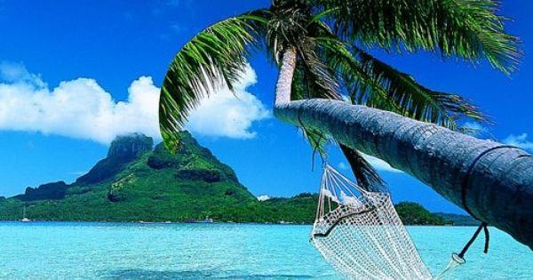 Bora Bora Tahiti Clear Waters Picture// BoraBora Tahiti FrenchPolynesia summer summertime relax