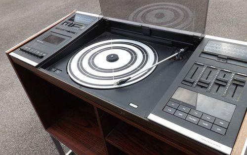 ebay watch 1970s bang olufsen beocenter 2000 audio. Black Bedroom Furniture Sets. Home Design Ideas