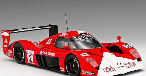 Toyota Gt1 Ts020 2 Le Mans 1999 Le Mans Toyota Race Cars