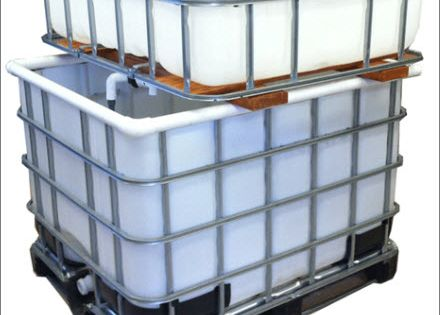 Aquaponics system how to one ibc tote system at the for The aquaponic source