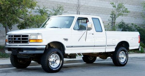 Image Result For 1997 White Ford F250 7 3l Diesel Manual Crew Cab Short Bed Ford Trucks Ford F250 F250