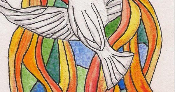 free pentecost greeting cards