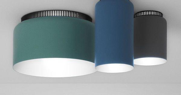 Aarhus Aspen C Ceiling Lamp Design Werner Aisslinger
