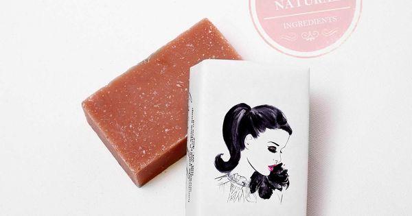 ... lovely packaging   Pinterest   Blood Orange, Handmade Soaps and Orange