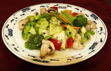 Recipe For Mr Wang S Chinese Buffet S Vegetable Deluxe Asian