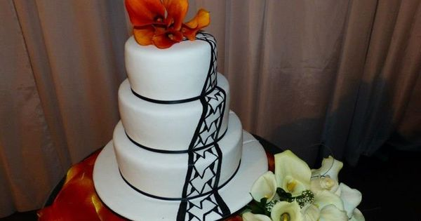 samoan wedding cakes design wedding cake i made xx cakes 19639