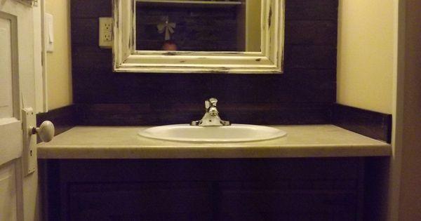 Diy Bathroom Bathroom Remodel Reveal Pinterest