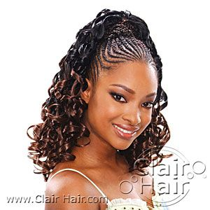 Cornrow Ponytail With Hair Weave Thirstyroots Com Black Hairstyles Cornrow Ponytail Girls Hairstyles Braids Beautiful Braided Hair