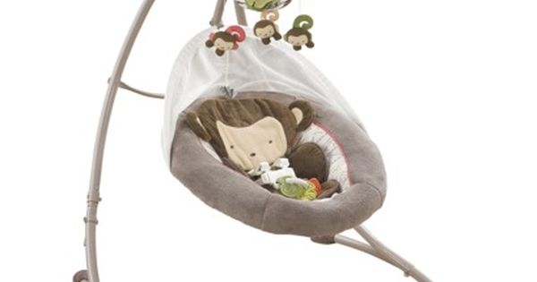 fisher price monkey tree swing 1