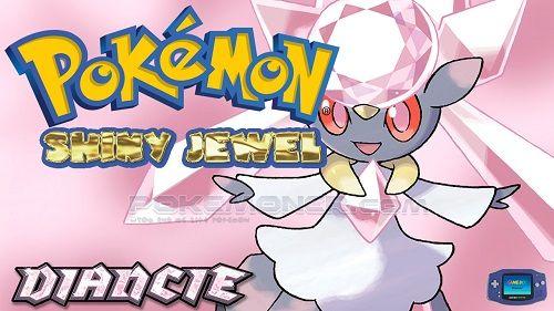 Pokemon Shiny Jewel Pokemon Firered Pokemon Pokemon Teams