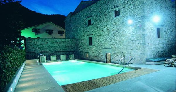 Hotel Delle Terme Santa Agnese Bagno Di Romagna Set In The Spa